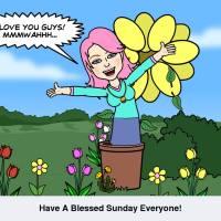 Sunday's Sashay