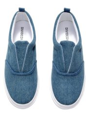 H&M Denim Shoe ($17)