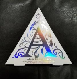 Kat Von D Alchemist Holographic Palette Cover