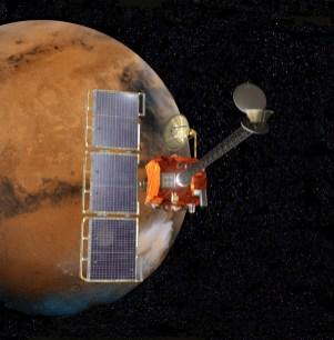 Mars Odyssey (2001)