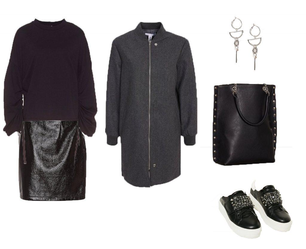 cheap online shopping sweater skirt winterjacket slide ons leatherbag earrings