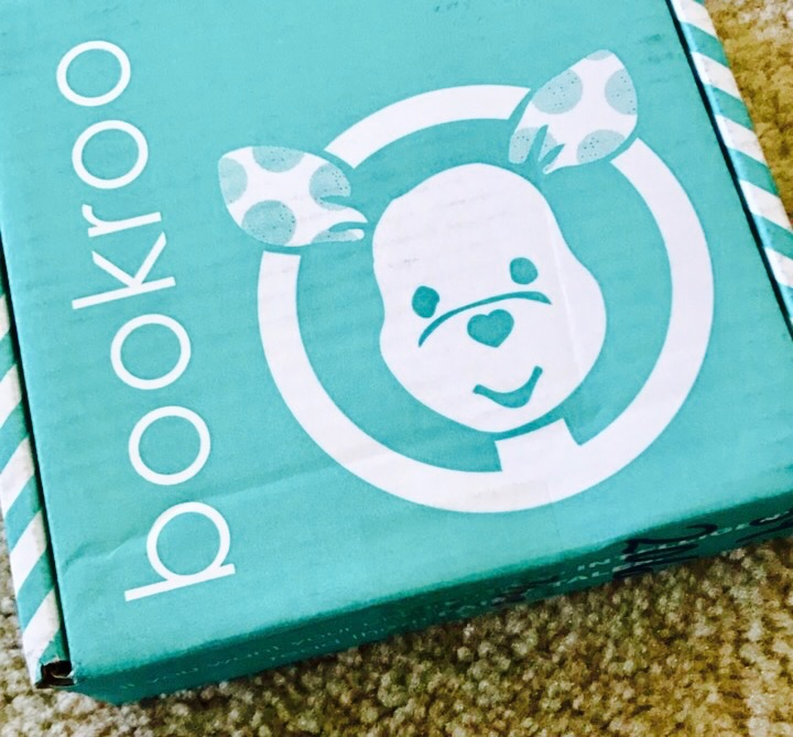 Bookroo : Kids subscription box for the book-lovers