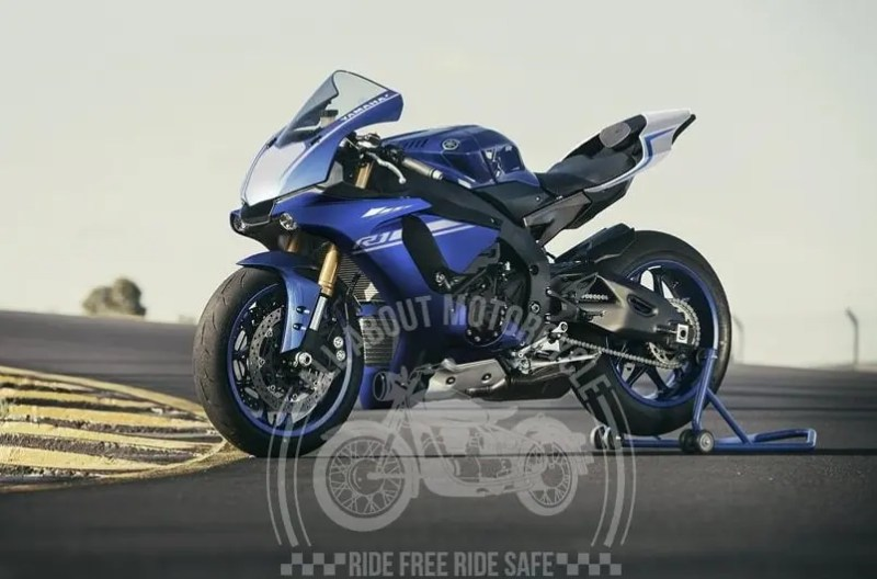 Yamaha YZF R1 fastest motorcycle