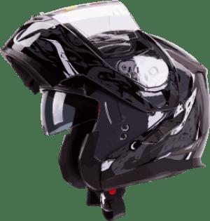 Viper Dual Visor Modular helmet - best snowmobile helmet