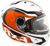 snowmobile full face helmet