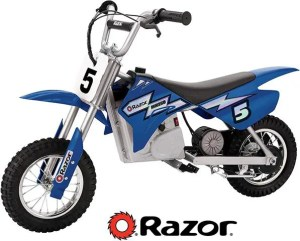 Razor MX350 Dirt Rocket Electric Motocross Off-road Bike