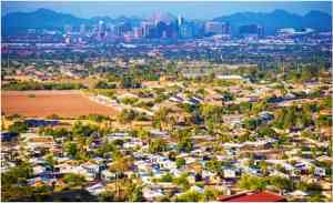 Scenic Motorcycle Rides near Phoenix, Arizona