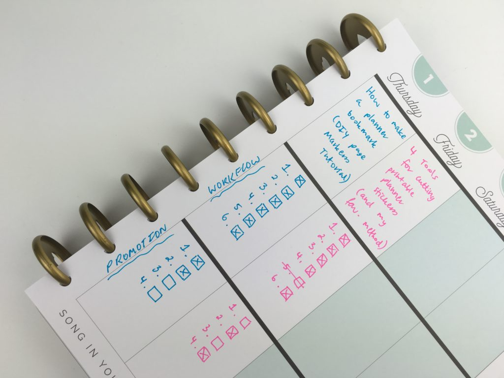 Best Paper Planners If You Have Large Handwriting And Planners You Should Avoid