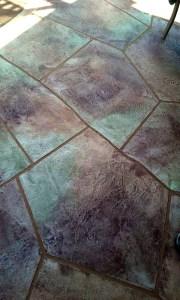 decorative Concrete repair