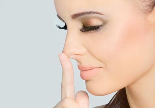 nose-taping