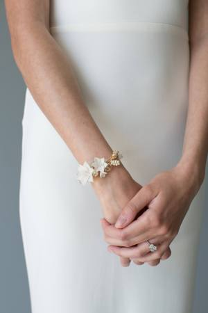MEADOW SWEET | Bridal Bracelet
