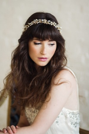 Bohemian Bridal Headpiece | WESTBURY