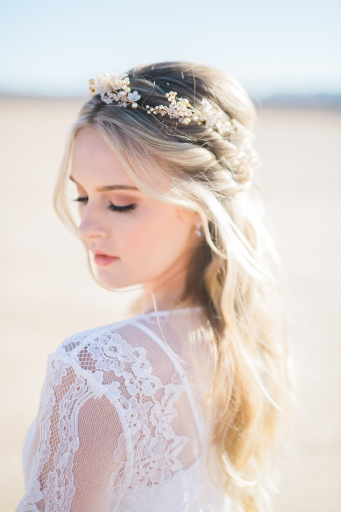 All About Romance Meadow Sweet Bridal Headband