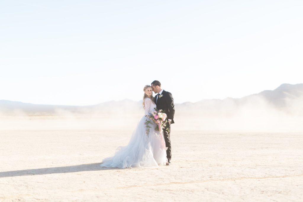 All About Romance Romantic Desert Wedding Inspiration