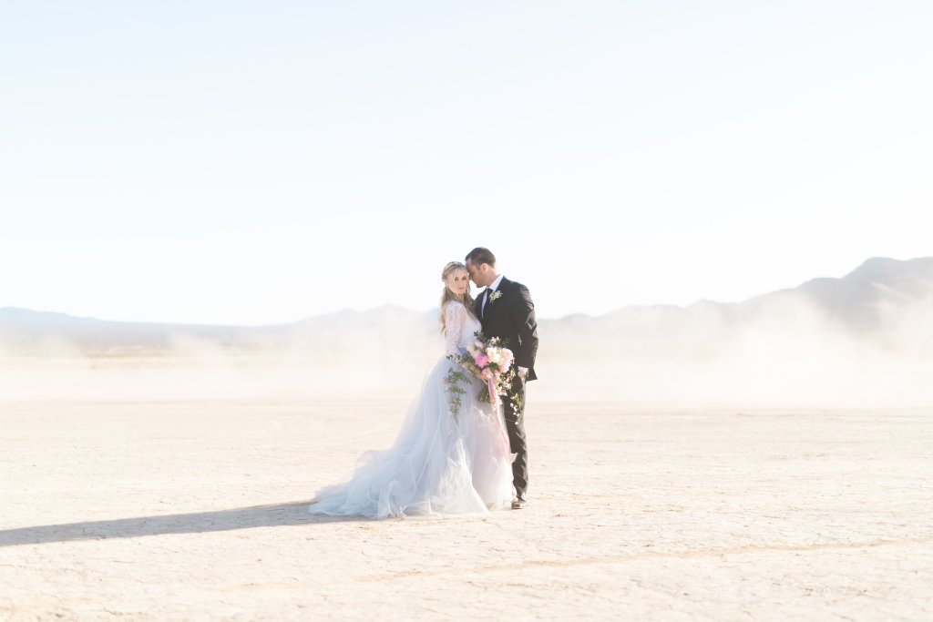 All About Romance Romantic Desert Wedding Inspiration
