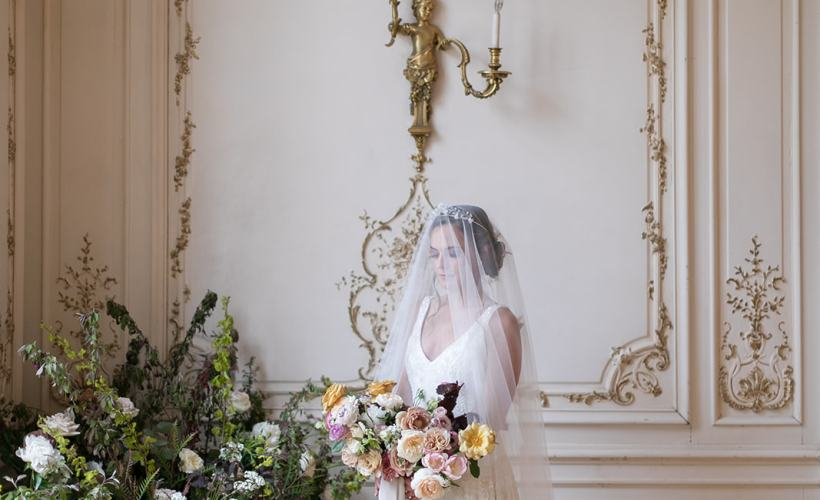 All About Romance Wedding Veil