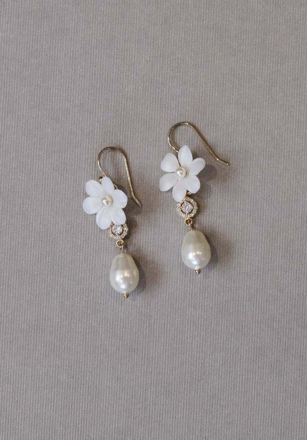 wedding jewellery, bridal jewllery, floral