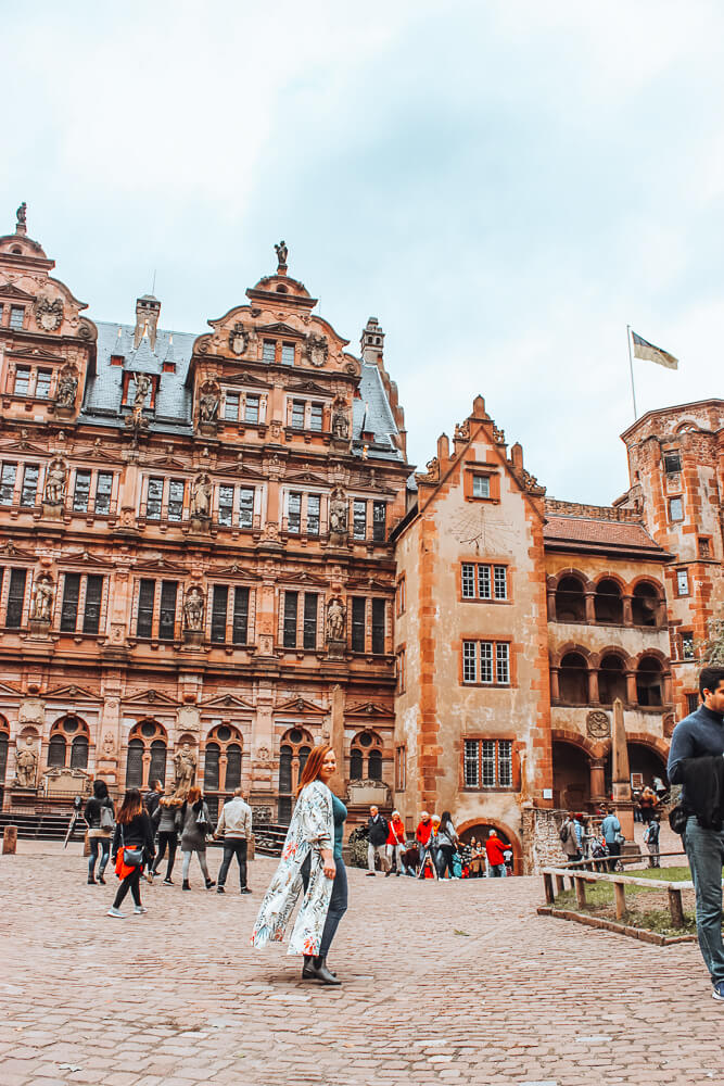 Wander the streets of Heidelberg with me and discover everything this delicious city has to offer. Come explore the fairytale city of Heidelberg with me and learn how to spend one day in Heidelberg Germany.