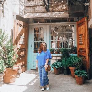 The most instagrammable places in New York. Freeman's Alley, New York City.