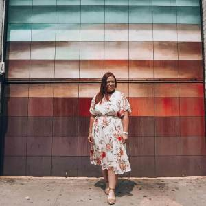 The most instagrammable places in New York. Ombre Gate Mural, 89 Chyrstie Street, Chinatown