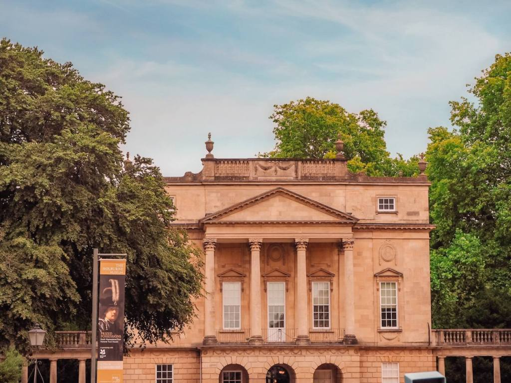Holburne Museum in Bath UK