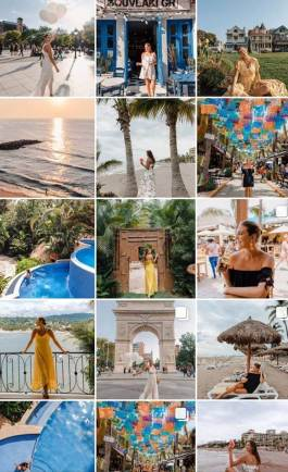 Ten gorgeous instagram accounts to follow Hey guys today on the blog I wanted to show you ten gorgeous instagram accounts to follow. You may be already following these fabulous accounts, but if not I wanted to highlight to you why in my opinion they are must follows.