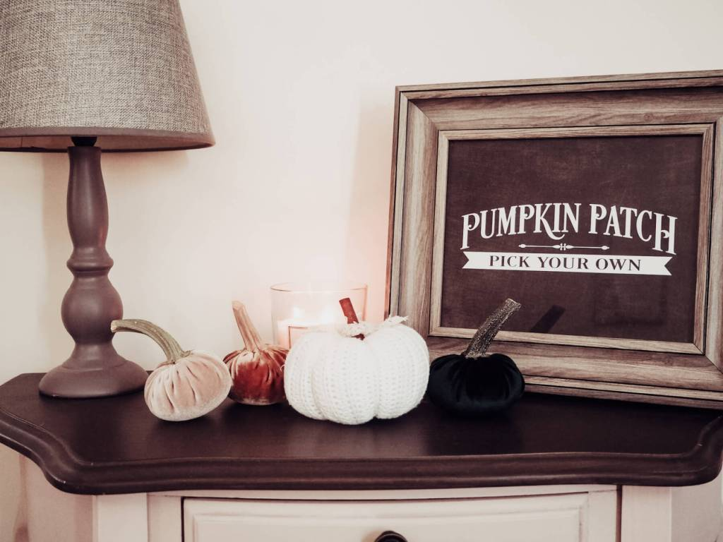 Cute Fall Printables from RosaLilla