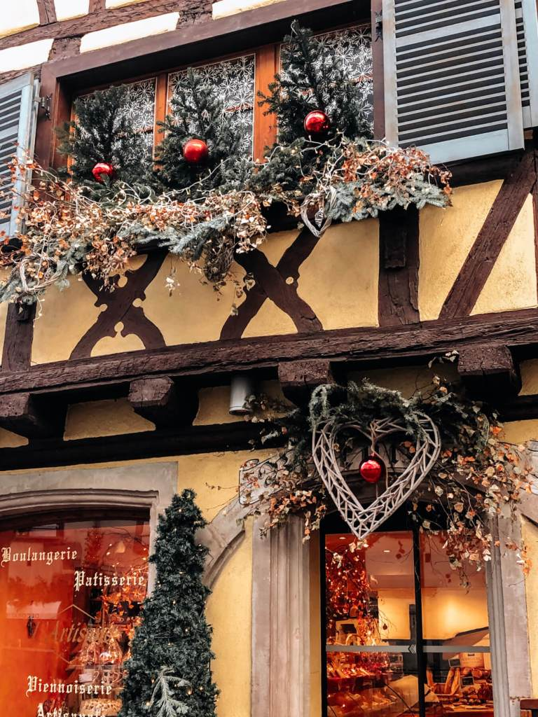 Colmar is so magically decorated during Christmas. Read more on www.allaboutrosalilla.com