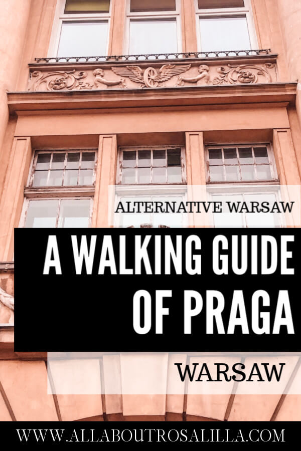 If you want to see an alternative Warsaw, then you need to check out my walking guide of Praga Warsaw. Read more on www.allaboutrosalilla.com #warsaw #visitwarsaw #explorewarsaw