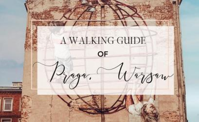If you want to see an alternative Warsaw, then you need to check out my walking guide of Praga in Warsaw. Read more on www.allaboutrosalilla.com #warsaw #visitwarsaw #explorewarsaw