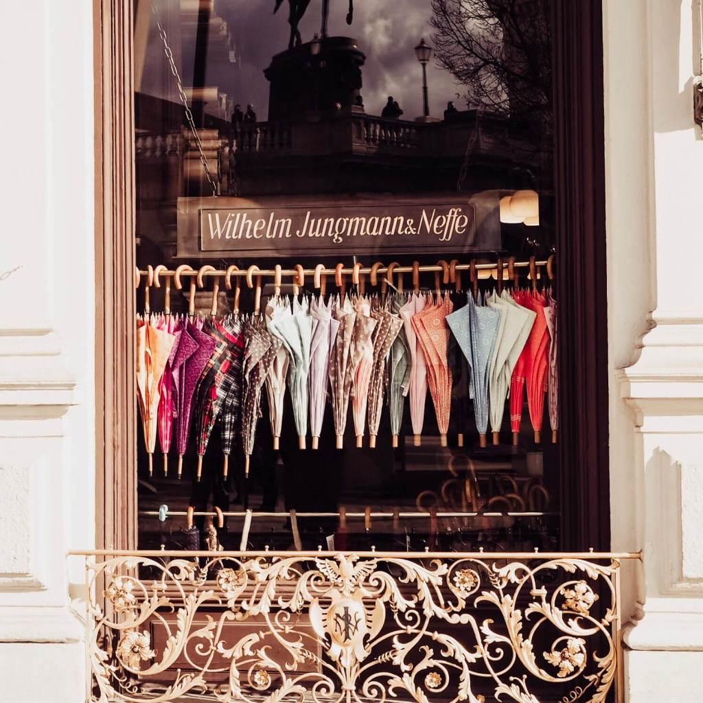 Umbella shopin Vienna