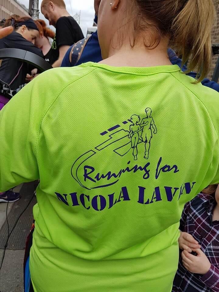 race against lyme disease
