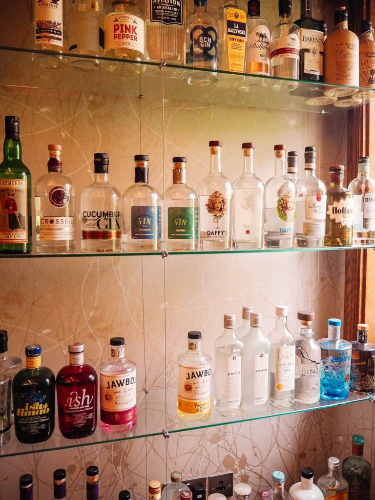 Gin library
