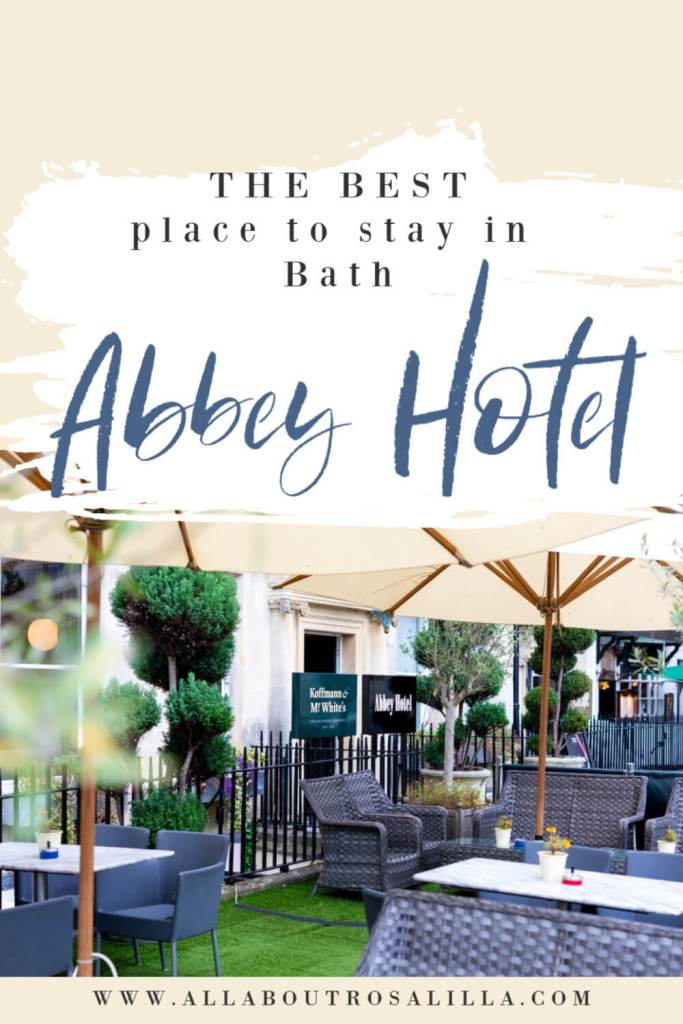 If you are looking for a place to stay in central Bath that has cool retro decor and amazing food then I have the place for you. The Abbey Hotel in Bath offers such a -warm -welcome and is the perfect base for exploring Bath and the Cotswolds. Read more on www.allaboutrosalilla.com #abbeyhotel #bathuk #visitbath #wheretostayinbath