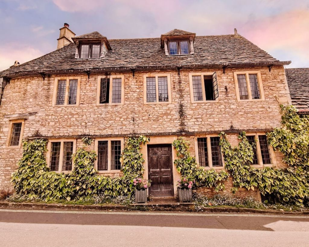 Cotswolds cottage in Bibury