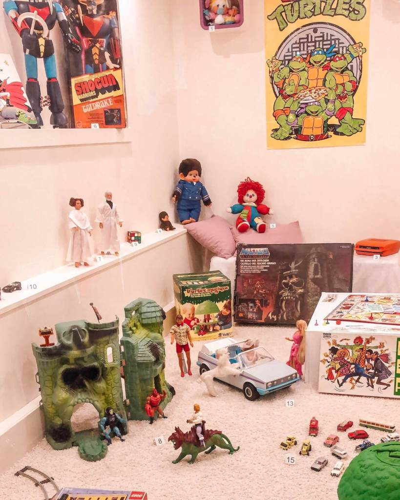 One of the many things to do in Colmar is to explore the Toy Museum.