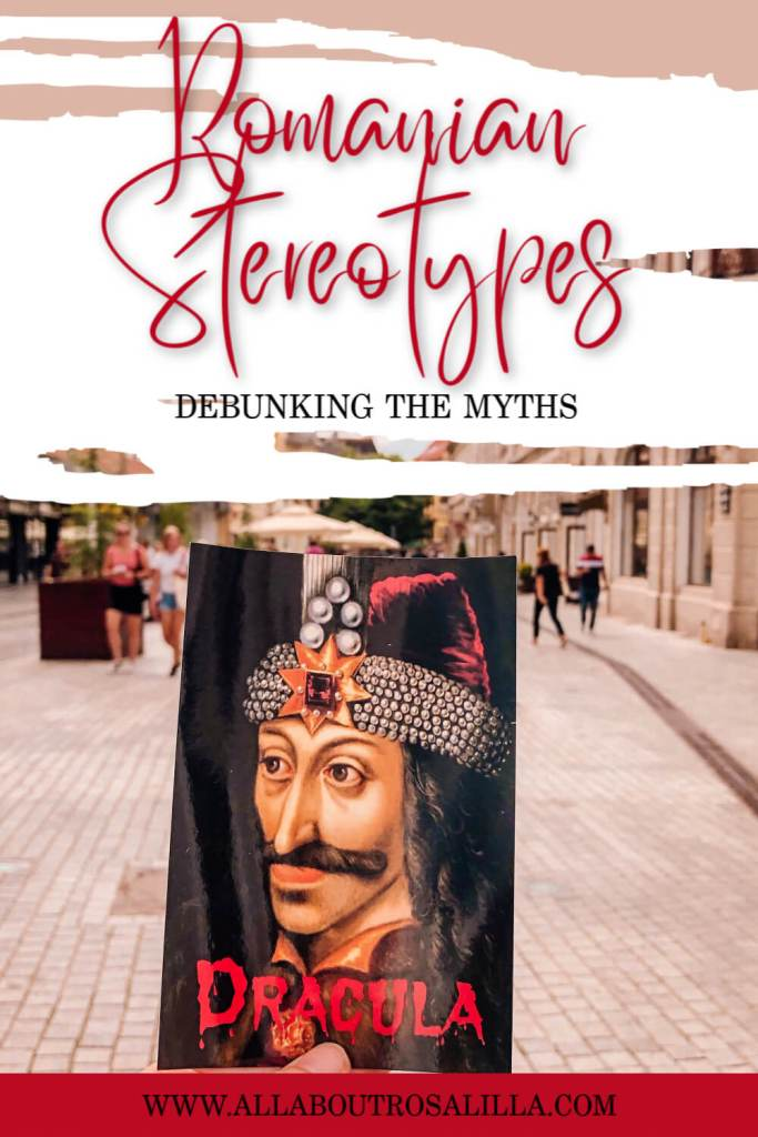 We are all guilty of having stereotypes. Perhaps a country that has more stereotypes than any other is Romania. I am keen to debunk the myths of Romanian stereotypes. Read more on www.allaboutrosalilla.com #romania #romanianstereotypes #visitromania