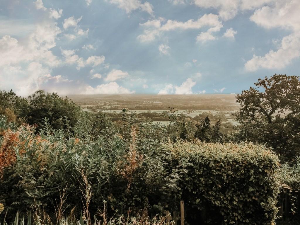Rolling hills of Malvern