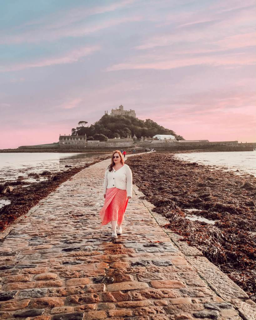 St. Michael's Mount is a beautiful tourist attraction in Cornwall. Read more on www.allaboutrosalilla.com