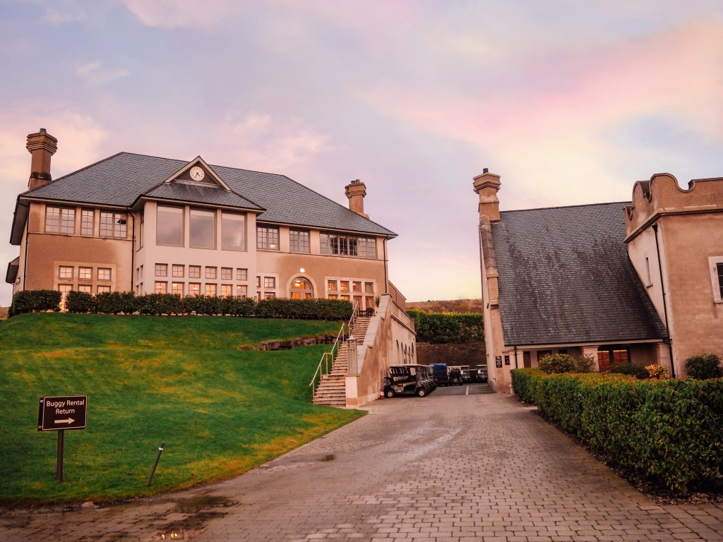 The Loughside Bar and Grill at Lough Erne golf and spa resort