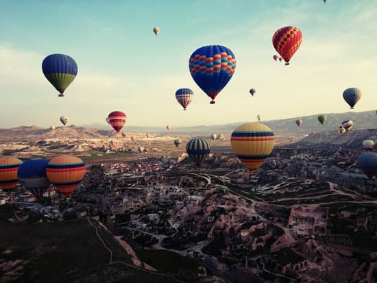 Hot Air Balloons in Cappadocia. Make sure that you have travel insurance.