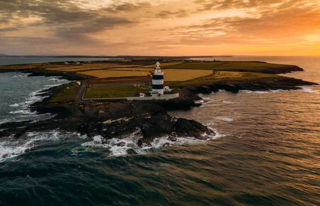 Hook Lighthouse in Irelands Ancient East