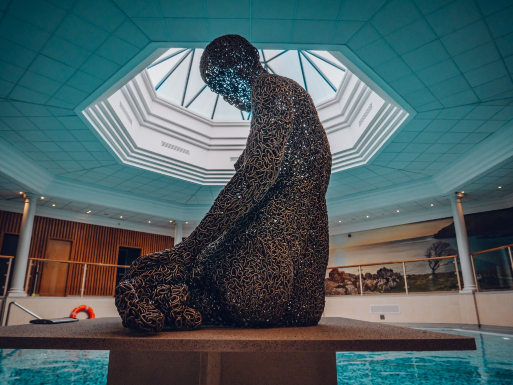 Pool at Culloden Estate and Spa in Belfast
