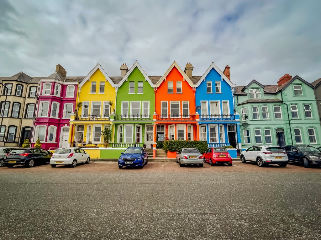 The colourful seaside town of Whitehead a hidden gem in Antrim