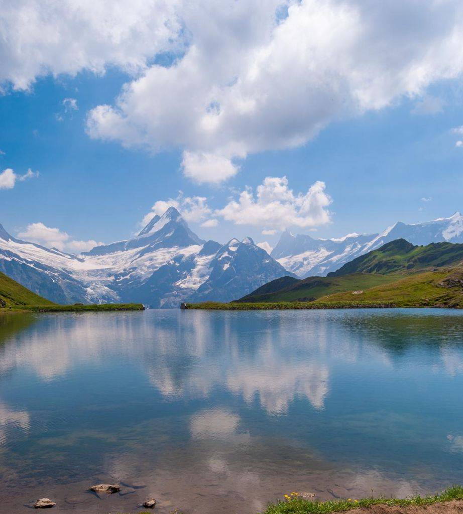 Best lakes in switzerland - Lake Bachalpsee