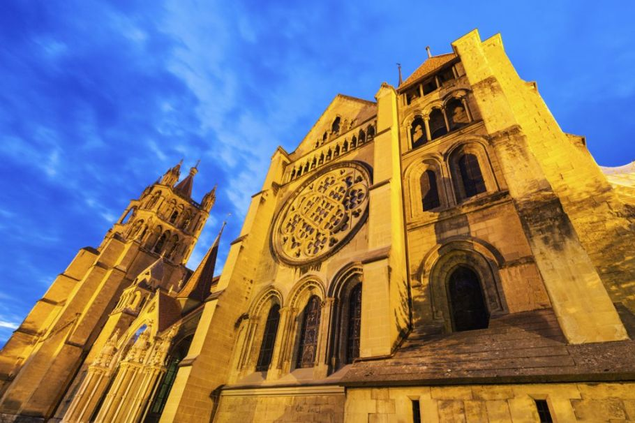 Lausanne Travel Guide - Lausanne Cathedral