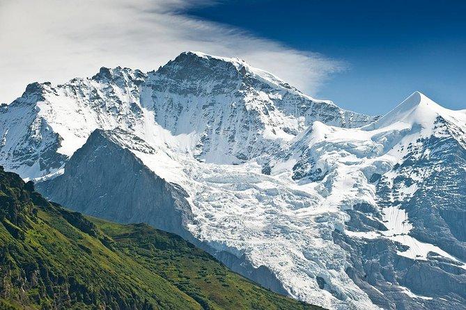 Jungfraujoch - Top of Europe Day Trip from Zurich