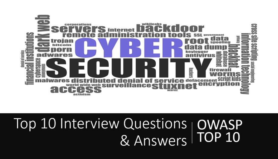 Top 10 Interview Questions: SQL Injection | OWASP