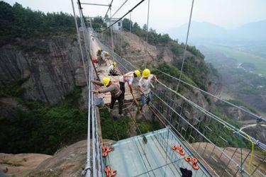 ponte de vidro