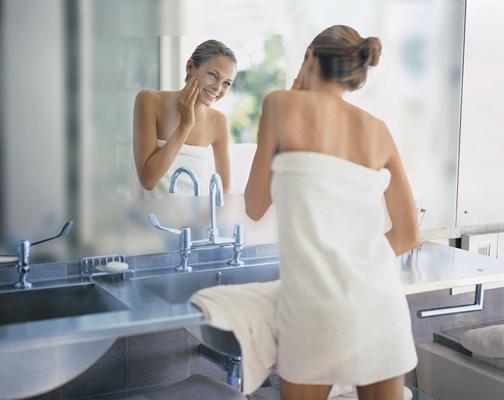 Novidades sobre espelhos